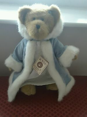 Boyds Bear Limited Edition. Head Bean Collection. Best Dressed Series.