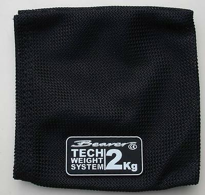 Beaver Empty Shot Pouch 2KG                                                (to2)