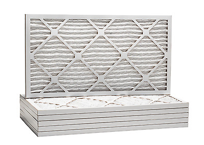 12x24x1 Furnace and AC Air Filter by Aerostar - MERV 8, Box of 12