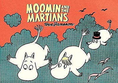 Moomin and the Martians by Tove Jansson New Paperback Book