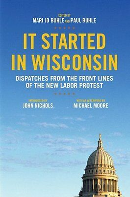 It Started in Wisconsin Paperback New  Book