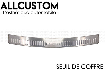 Plaque Chrome Protection Entree Coffre Range Rover Sport 05-13 Hse Tdv8 Tdv6