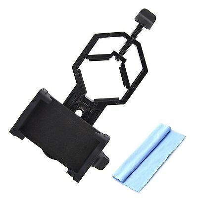 Cellphone Adapter Mount,Spotting Scope Mobile Phone Holder,Cell Phone holder for