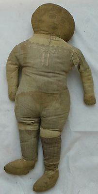 Antique 1899 Doll My Name Is Miss Flaked Rice