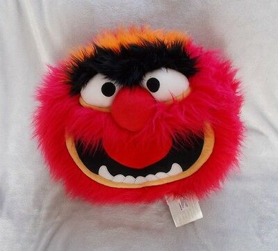 Disney Store Exclusive The Muppets - Animal Cushion Soft Toy / Plush Teddy - 15""