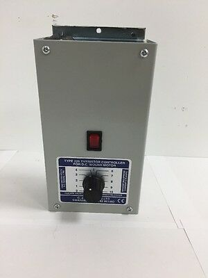 New Type 226 Thyristor DC Electric Motor Speed Controller 0.75A Single Phase In