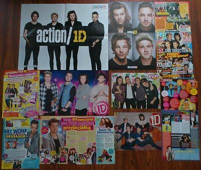 ONE DIRECTION Harry Styles Niall Horan Payne Louis Tomlinson Posters Clippings