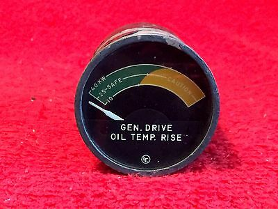 Test 147D2 Lewis Engineering Oil Temp Electric Resistance Indicator