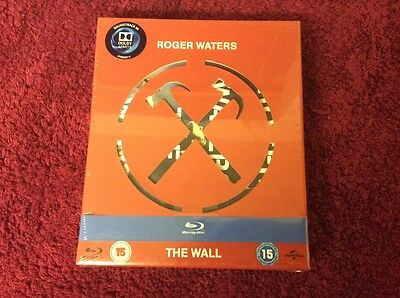 Pink Floyd Roger Waters MINT Diecast box set THE WALL