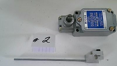 NOS 1LS10 Micro Switch Precision Limit Switch HoneyWell Lot 2