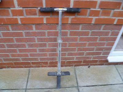 Childs Collapsible Pogo Stick