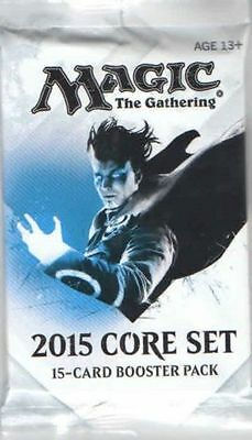 * Magic 2015 (M15) - Booster Pack x 1 * Brand New - From Sealed Box - MTG