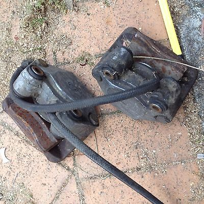 Holden Hz Statesman       Pbr Front Calipers