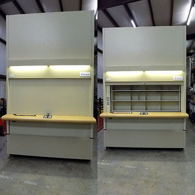 """White Systems Power File 72200H Vertical Carousel Cabinet 126""""H x 63""""W x 106""""L"""