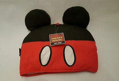 Mickey Mouse Disney tea cosy. Brand new with tags.