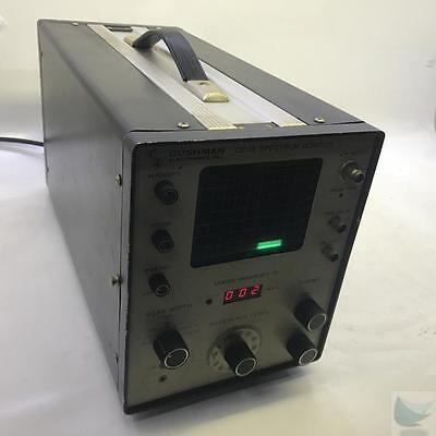 Cushman CE-15 RF Spectrum Monitor FOR PARTS