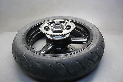 1999-2002 Suzuki Sv650 Sv 650 S Rear Wheel Back Rim W Tire 64111-08f01-12r