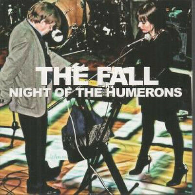 """FALL Night Of The Humerons 7"""" VINYL UK Cherry Red Rsd 2012 Release Featuring"""