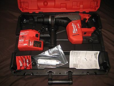 Milwaukee 2717-20 M18 FUEL Brushless SDS-MAX Hammer Drill  2717-21HD  2717-22HD