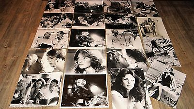 LES GRANDS FONDS the deep jacqueline bisset photos presse argentique cinema 1977
