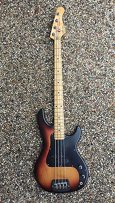 1985 G&L SB-1 Bass Guitar Fender Precision/Jazz Bass Leo Fender Rare Vintage