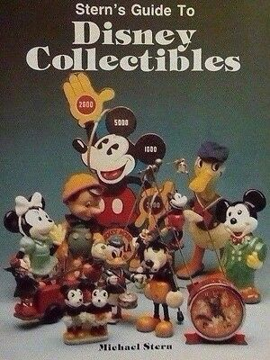Disney Collectibles Value Guide Collectors Book Mickey Minnie Mouse
