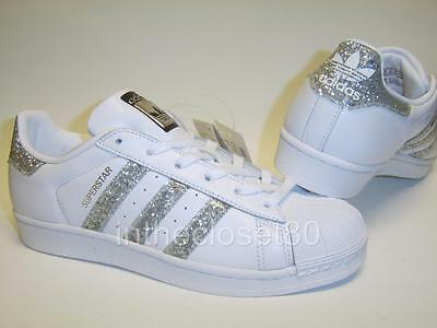 adidas damen superstar sneakers glitter