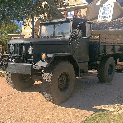 1968 Jeep Other  Bobbed Deuce Army Truck