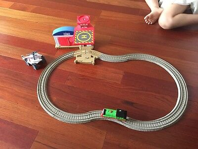 Thomas train and track toy - with Battery