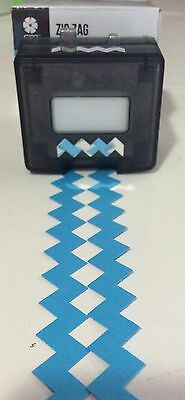 "Cartridge For Creative Memories Border Maker "" Zig Zag ""NEW!!"