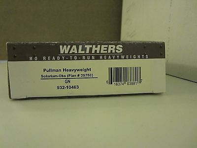 Walthers: Great Northern: Pullman Heavyweight: Different car than description.