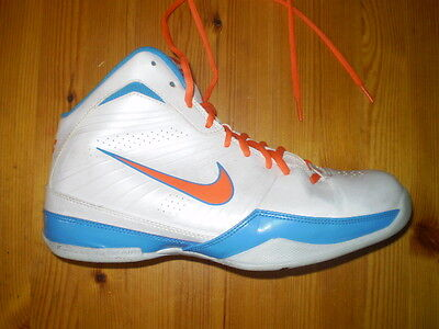Nike Air Quick Handle Basketball Shoes Men Size Us 9.5 Excellent Condition