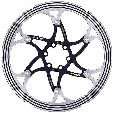 180mm Floating Rotor Alloy Spider MTB / Road DISC  6 Bolts Hope / Shimano