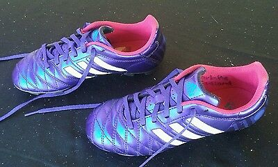 Kids Adidas TRX FG. Football Boots. Size 4 US. Excellent Condition.