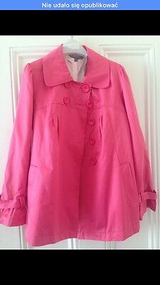 New Look Maternity Mac Coat Size 10.. Brand New