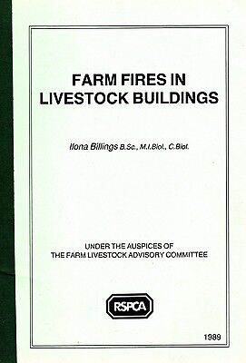 Farm Fires in Livestock Buildings