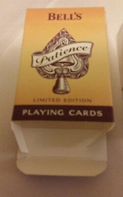 playing cards.bells whiskey