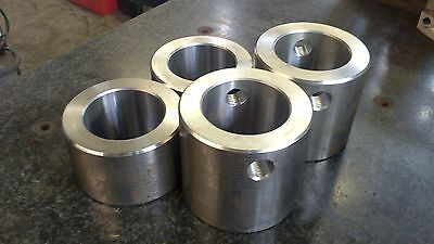 Set of 65mm Bosses for Digger Buckets