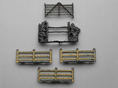 Toy Metal Fences and Stile