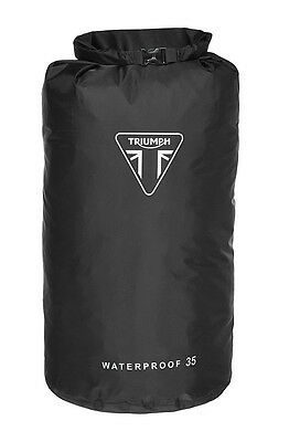 GENUINE Triumph Motorcycles Adventure Large 35 Litre Dry Bag Waterproof NEW
