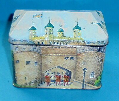 Bentley's 0F London Confectionery Tin