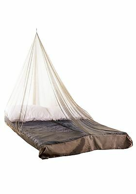 Compact Mosquito Net- Double- Green