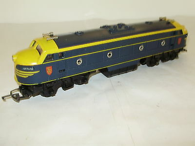 Triang R.159 TR Diesel loco. Good Mech & Cosmetic cond. 2 rail DC. OO scale