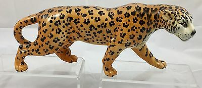 Large Beswick Leopard Figure - 1082 - Gloss Finish - Arthur Gredington - Mint