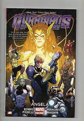 Guardians Of The Galaxy Angela   Graphic Novel Paperback  New