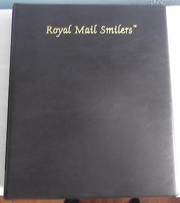 Royal Mail Smilers Stamp Albums - Each sold separately. See options in listing.