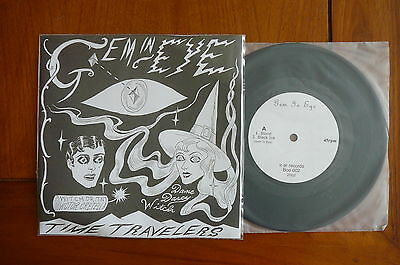 "DAME DARCY - Gem In Eye Time Travellers 7"" EP  (2002)"