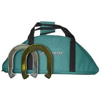 Swiftflyte Professional Horseshoe Set with Deluxe Canvas carrying case
