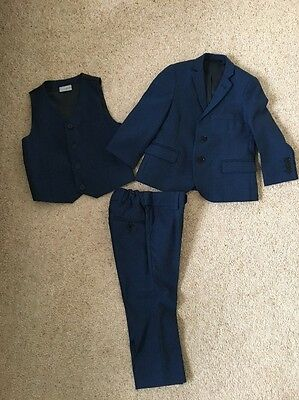 Boys Next Suit Age 1.5 - 2 Years