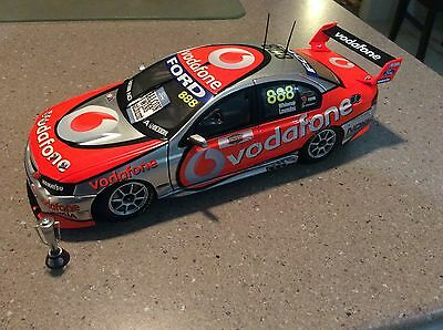 Lowndes Whincup 2008 Bathurst Winning Ford Falcon 1/18
